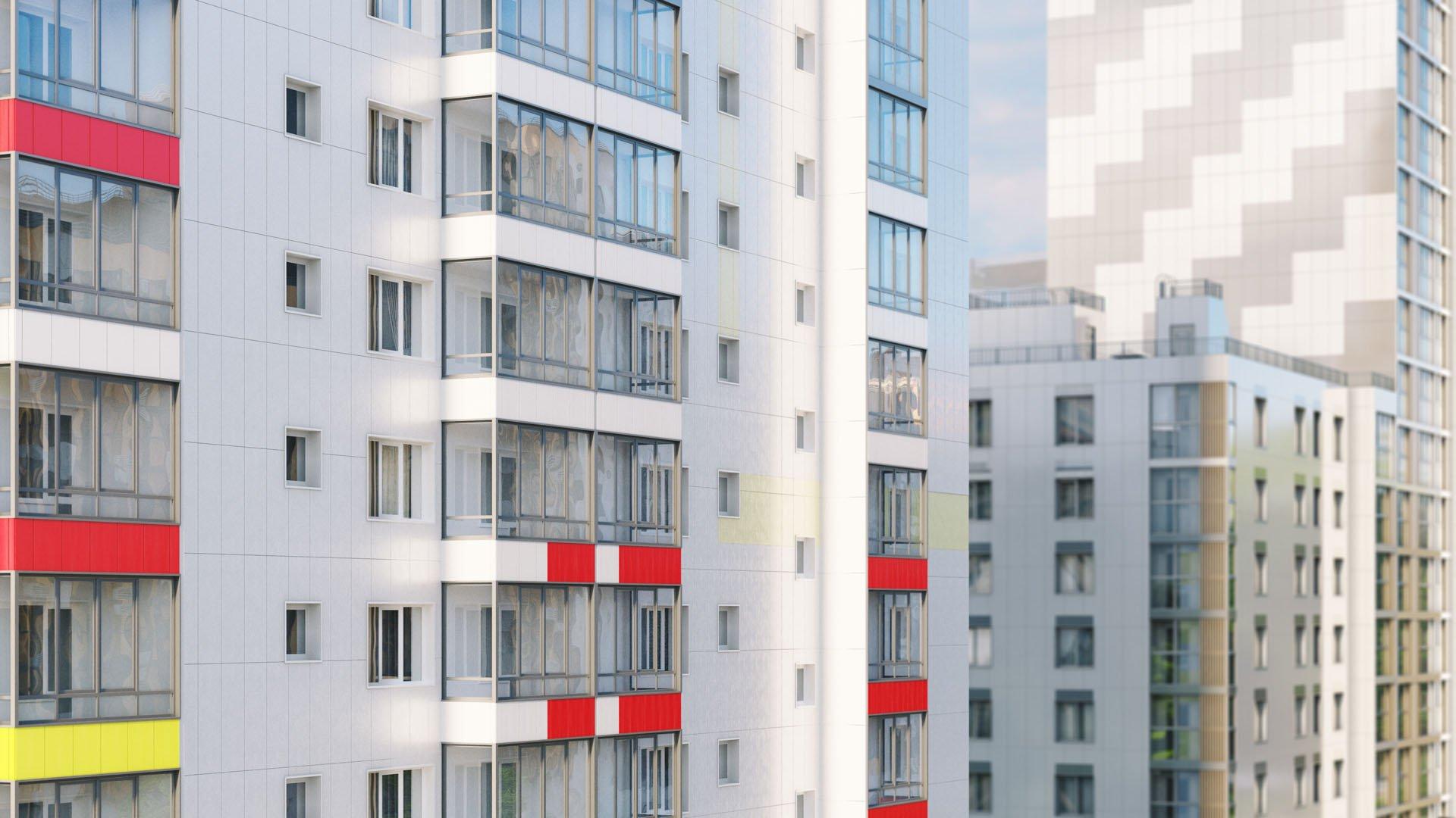 Московский комфорт-квартал Уфа